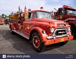 Classic American 1955 GMC 450 Firetruck Stock Photo: 31585754 - Alamy 1955 Gmc First Series Readers Rides Issue 12 2014 132557 100 Suburban Carrier Youtube Gmc Truck For Sale Beautiful Classiccars Pickup Ctr102 Sale Near Arlington Texas 76001 Classics On Gasoline Powered Model 600 Original Sales Brochure Folder Pumper04 Vintage Fire Equipment Magazine Chevygmc Brothers Classic Parts Fire Truck This Mediumduty Outfit Flickr Cars And Pickups Pinterest 54 Precision Car Restoration