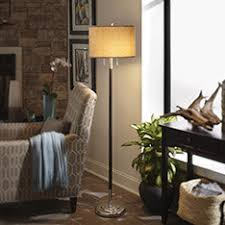 Allen Roth Torchiere Floor Lamp by Shop Lamps U0026 Lamp Shades At Lowes Com