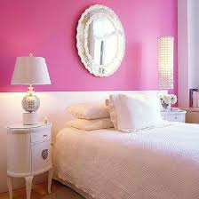 light pink bedroom wall paint and tree ba room pale