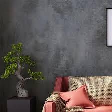 beibehang papel de parede amerikanischen vintage grau zement tapete plain wohnzimmer bar cafe hintergrund industriellen wind tapete