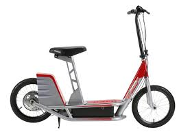 Click Here For Larger Photo Of The RazorTM ETM500 Electric Scooter