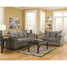 cobblestone 4 pc living room group