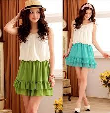 Teen Korean Dress Fashion Trends