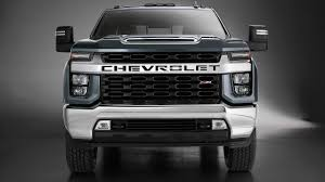 100 Chevy Truck Body Styles 2020 Silverado HD Unveiled Getting New V8 And Gearbox