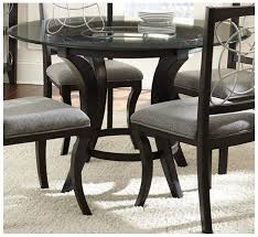 Steve Silver Carolyn 5 Piece Dining Table Set