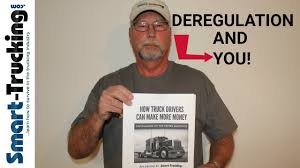 100 Trucking Deregulation How Truckers Can Win The War Against The Effects Of