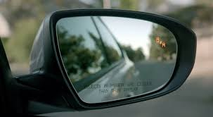 2014 Kia Optima Blind Spot Detection with Rear Cross Traffic