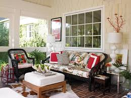 Screened In Porch Decorating Ideas by Outdoor Attractive Home Porch Decoration Ideas Decoroption Com