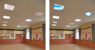 fluorescent lighting decorative fluorescent light panels kitchen