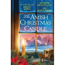 The Amish Christmas Candle Paperback