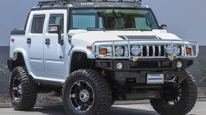 100 Hummer H2 Truck 2008 SUT Stock 10506 YouTube