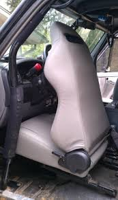 1996 Ford Bronco Custom Aftermarket Front Seat Installation Toms