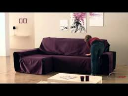 housse universelle canapé housse couvre canapé d angle universelle revetir