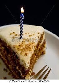 Birthday Cake For e Stock