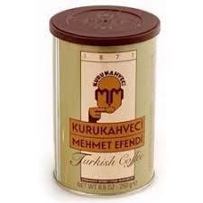 Kurukakhvedzhi Mehmet Efendi Coffee Of Can 250 Gr