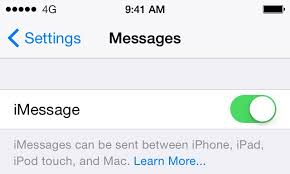 Why is my iPhone not receiving iMessage texts anymore — AppFreak