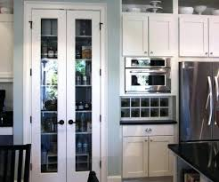 Pantry Door Ideas Bi Fold Pantry Doors Cool Pantry Door Ideas