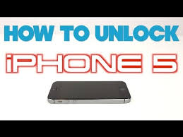 How to Unlock iPhone 5 for ANY CARRIER Sprint Verizon AT&T T