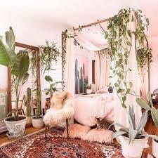 45 tolle böhmische schlafzimmer dekor ideen mit pflanzen