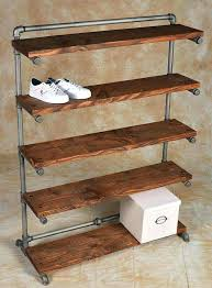 Shoe Rack Ideas Best On Storage Pallet And Shelf