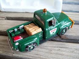 100 Truck With Snow Plow For Sale Matchbox 1954 D F100 Sinclair Diecast
