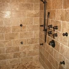 bathroom travertine tile designs awesome travertine bathroom