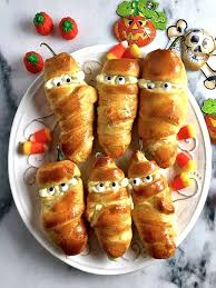 Halloween Hotdog Fingers Recipe by 33 Utterly Bewitching Halloween Recipes The Pudge Factor