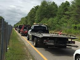 100 Tow Truck Driver Pay Truck Drivers Gather In Raynham With Message For Motorists Slow