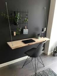 moderne diy computer schreibtisch ideen kleine home office