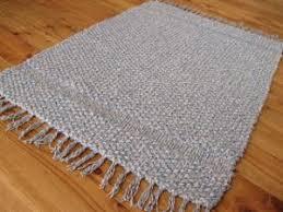tapis a faire soi meme tricoter un tapis tricot facile pour la maison par bonjour handmade