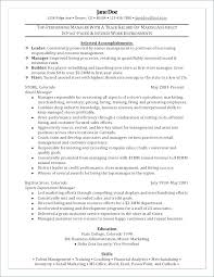 Resume Samples Retail Merchandiser Sample Store Manager Salary Sales Associate