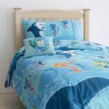 Zipit Bedding Shark Tank by Bedding Picturesque Furry Friends Shark Stripe 3 Piece Comforter