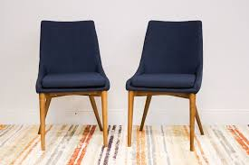 Bramwell Mid Century Modern Dining Chair (Navy Blue) Fairy Contemporary Fabric Ding Chairs Set Of 2 Navy Blue Shelby Chair In Channel Tufted Velvet By Meridian Fniture Hanover Mcer 5piece Patio With 4 Cushioned And A 40inch Square Table Mercdn5pcsqnvy Colston Silver Leaf Including Brookville Harley Traditional Microfiber Details About Bates New Opal Room Gold William