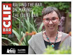 Raising The Bar On Making Clif