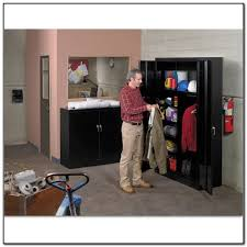 tennsco assembled jumbo steel storage cabinet cabinet home