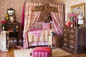 orientalisches schlafzimmer zauberhafte atmosphäre