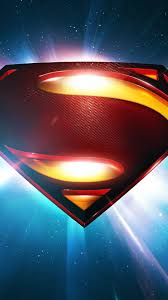 wallpaper Superman Space Logo Awesome Wallpaper for
