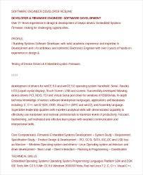 software team leader resume pdf software engineer resume exle 9 free word pdf documents