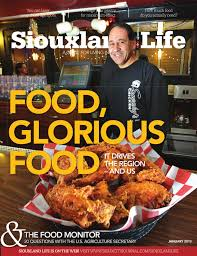 Bed And Biscuit Sioux City by Siouxland Life Magazine January 2013 By Sioux City Journal Issuu