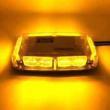 100 Strobe Light For Trucks Detail Feedback Questions About Amber Truck Vehicle Car Roof Top LED