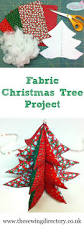 Best Kinds Of Christmas Trees by Best 25 Fabric Christmas Trees Ideas On Pinterest Burlap