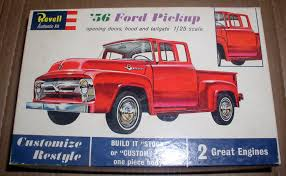 Revell '57 Ford F-100 Pickup 1962 H:1283:198 1/25 Scale Model Truck ... Revell Peterbilt 359 Cventional Tractor Semi Truck Plastic Model Free 2017 Ford F150 Raptor Models In Detroit Photo Image Gallery Revell 124 07452 Manschlingmann Hlf 20 Varus 4x4 Kit 125 07402 Kenworth W900 Wrecker Garbage Junior Hobbycraft 1977 Gmc Kit857220 Iveco Stralis Amazoncouk Toys Games Trailer Acdc Limited Edition Gift Set Truck Trailer Amazoncom 41 Chevy Pickup Scale 1980 Jeep Honcho Ice Patrol 7224 Ebay Aerodyne Carmodelkitcom