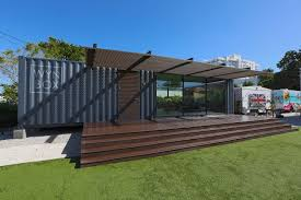 100 Shipping Container Cabins Plans One Of Miamis First Houses Located In