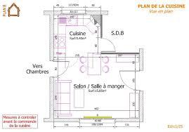 plan amenagement cuisine plans d aménagements pour une cuisine et une plan b