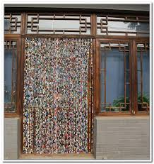 nice bead curtains for doors and door beads curtain ikea decorate