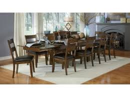 15 Piece AAM25T Set With Ladderback Side Chairs