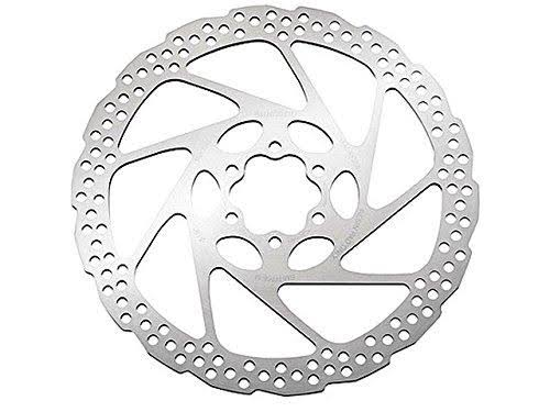 Shimano Bicycle Disc Brake Rotor - 160mm, 6 Bolt
