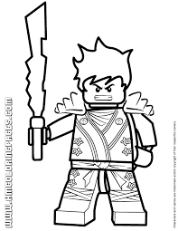 Good Ninjago Jay Coloring Pages 47 In Site With