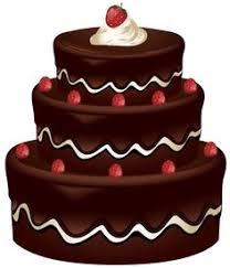 Cake Clip Art PNG Image