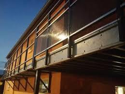 terrasse extérieur pour maison d habitation plateforme mezzanine